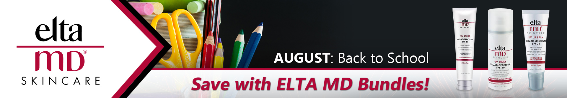 Bundle with Elta MD and save!